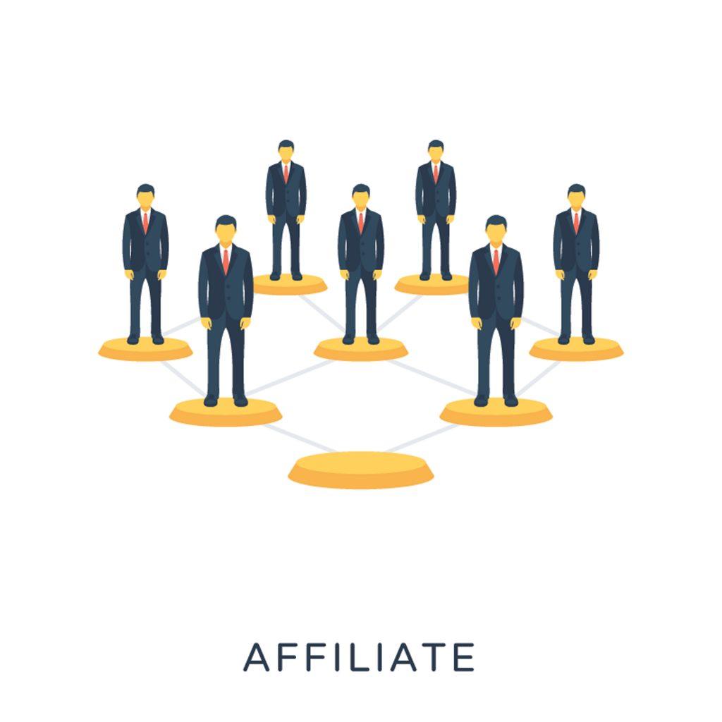 affiliate маркетинг